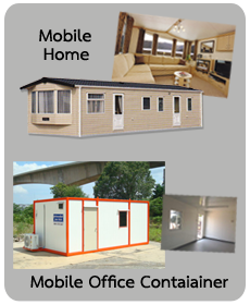 mobile office container